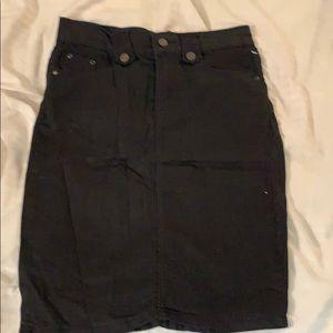 Dresses & Skirts - Midi denim skirt